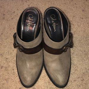 Cole Han Bootie Heels